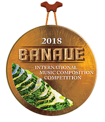 2018 BANAUE INTERNATIONAL MUSIC COMPOSITION COMPETITION